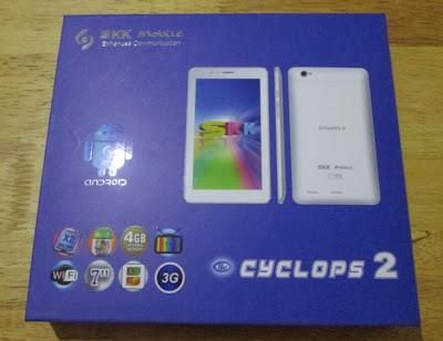 SKK Mobile Cyclops 2 Box_Front