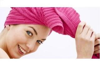 الطريقة المثالية لتجفيف الشعر