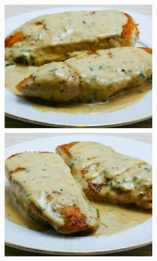 Sauteed Chicken Breasts Recipe with Tarragon-Mustard Pan Sauce | Kalyn ...