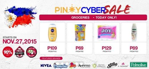 pinoy-cyber-sale ensogo fashion nivea promo deal cyber-monday
