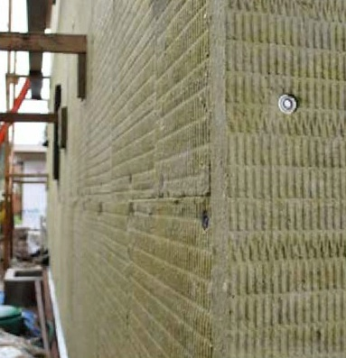 Green in greenville challenges in designing an energy for Roxul insulation r value