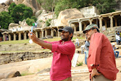 Tripura movie working stills-thumbnail-9