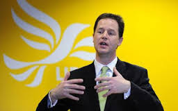 Clegg and mad bird