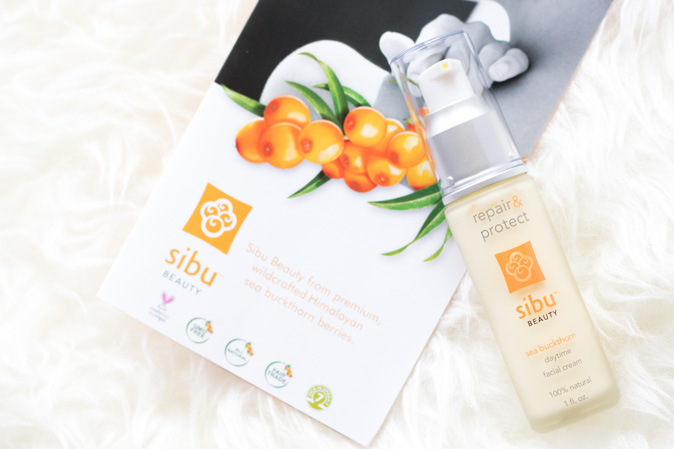 sibu beauty daytime nourishing facial cream for face review