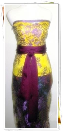 Gambar Model Leher Kebaya Brokat Muslim | My Personnal blog