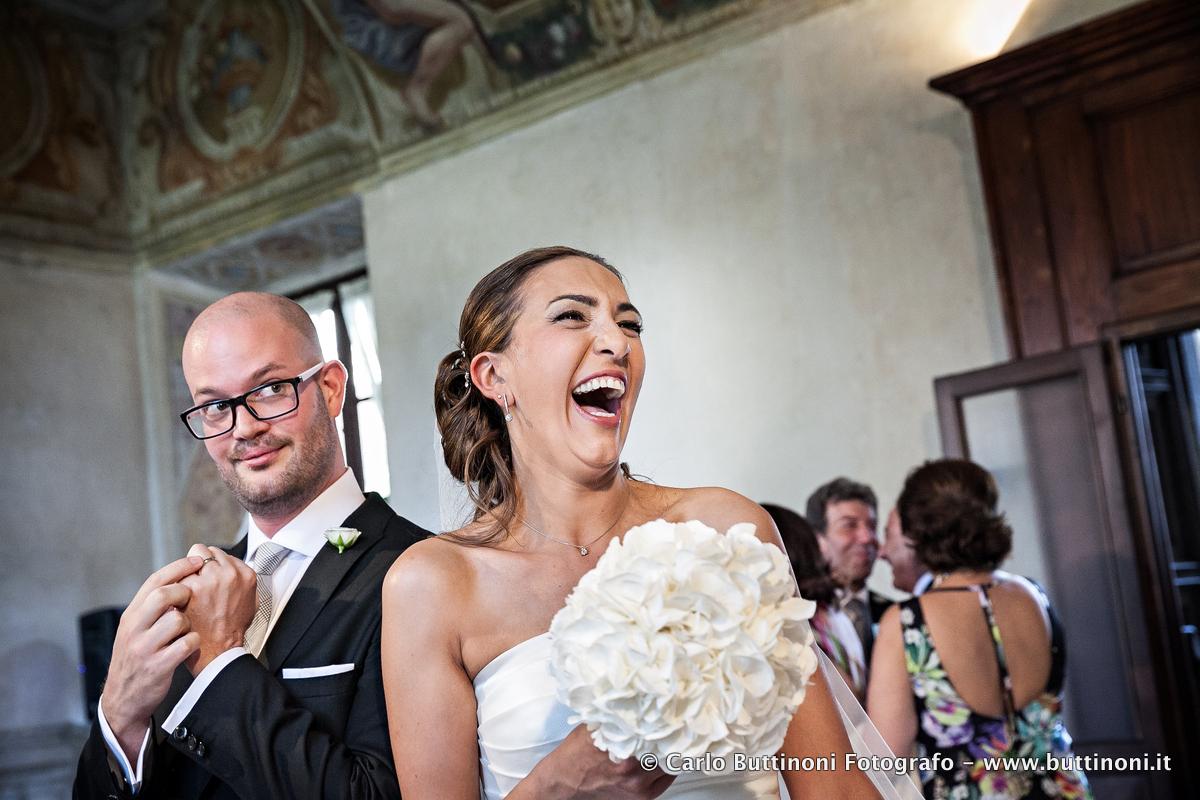 Fotografo Matrimonio Castello di Cavernago