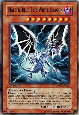 Malefic Blue-Eyes White Dragon