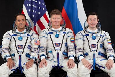 Soyuz TMA-04M crew
