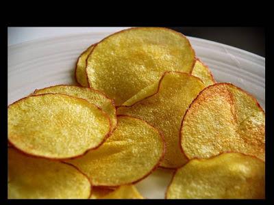 Como se inventaron las patatas fritas
