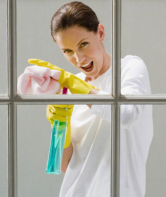 how to clean a room full of mold