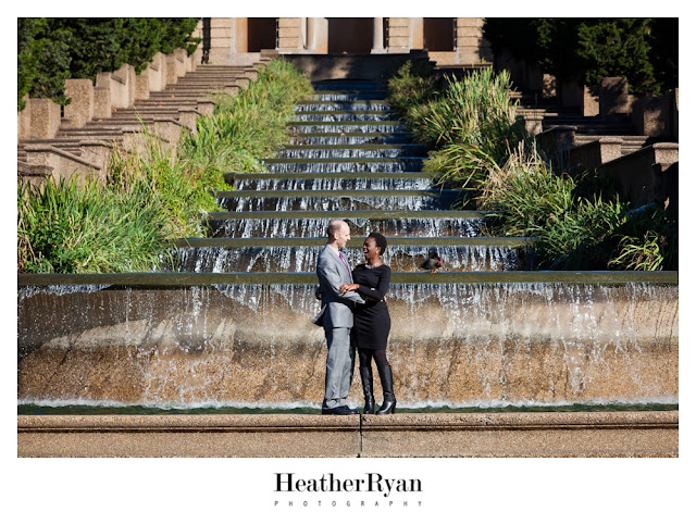Meridian Hill Engagement Session