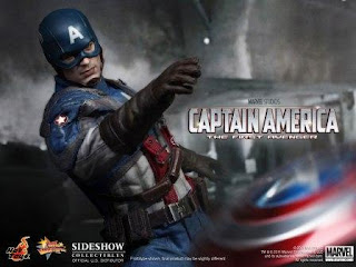 Hot Toys Captain America The First Avenger