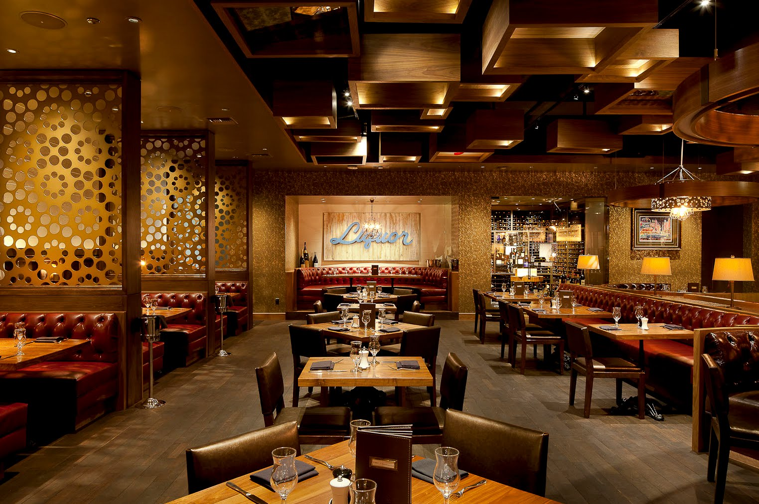 Jeff Green Photography Restaurant Interior Photography Of