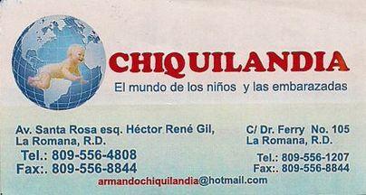 Visita Chiquilandia!