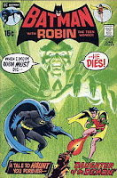 Batman #232 cover image by Neal Adams