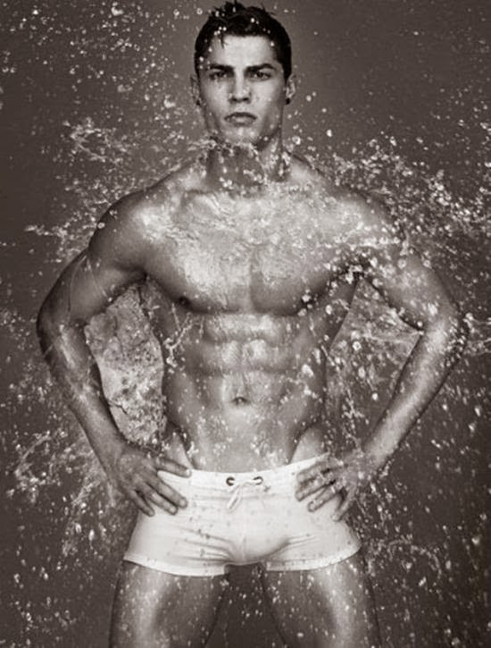 Times Cristiano Ronaldo Blessed The World With His Handsome Presence