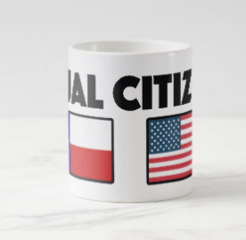 Dual Citizen: Texas/US Coffee Mug