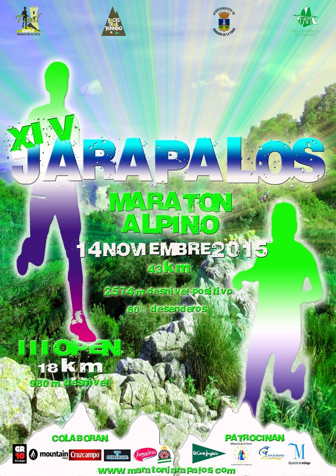 Maratón Alpino Jarapalos