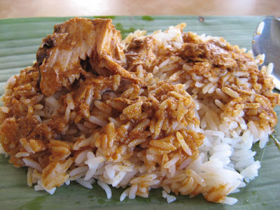 Nasi Dagang Yang Popular di Terengganu