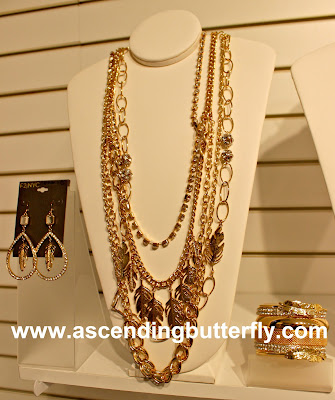 Gotham City Wear Collection, Statement Necklace, Press Preview of Countess LuAnn de Lesseps Countess Jewelry Collection in New York City