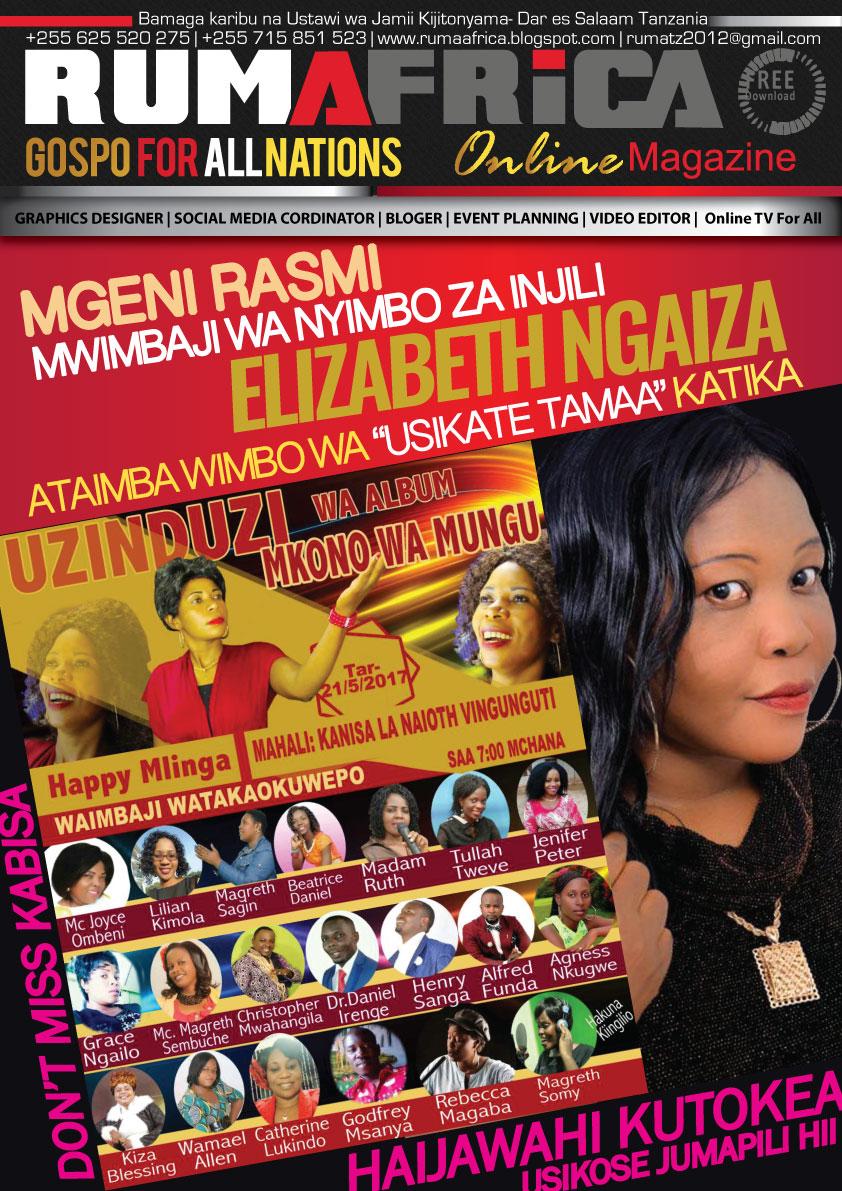 ELIZABETH NGAIZA