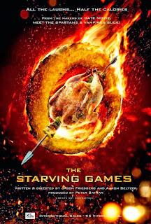 Trò Chơi Chết Đói - The Starving Games 2013