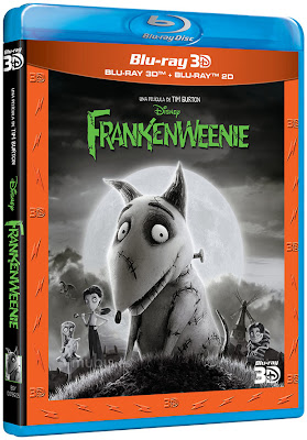 Frankenweenie (2012) BluRay 3D