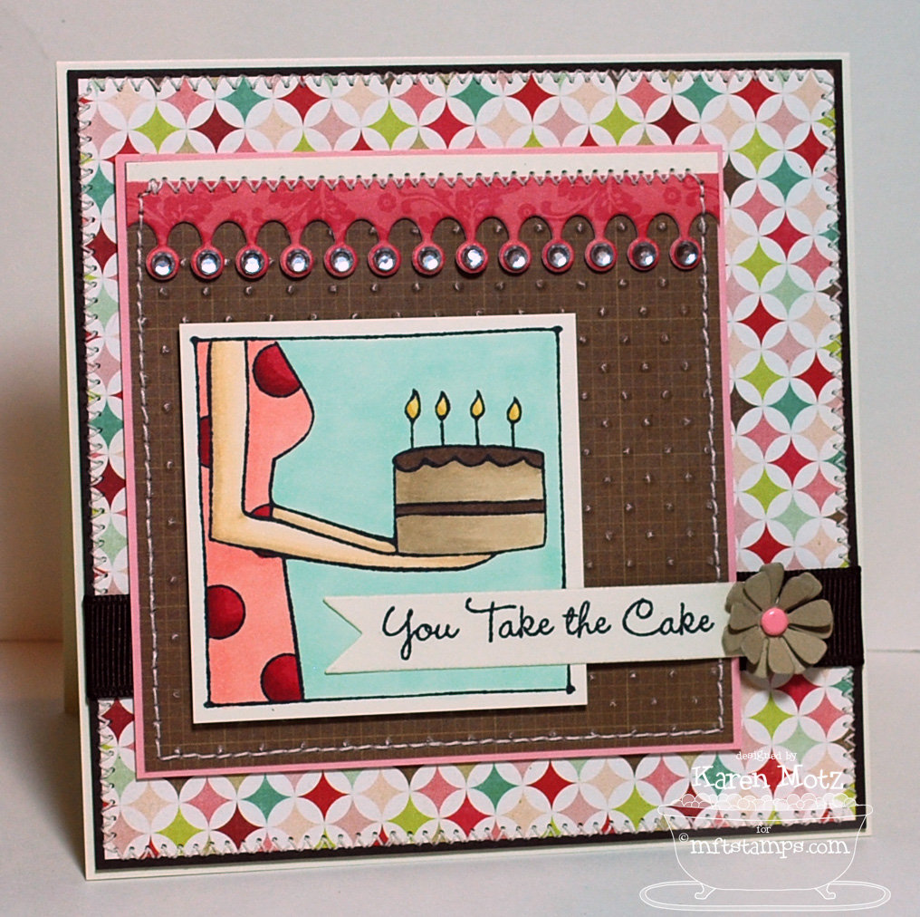 Paper Playhouse Happy Birthday To Me A Gift For You
