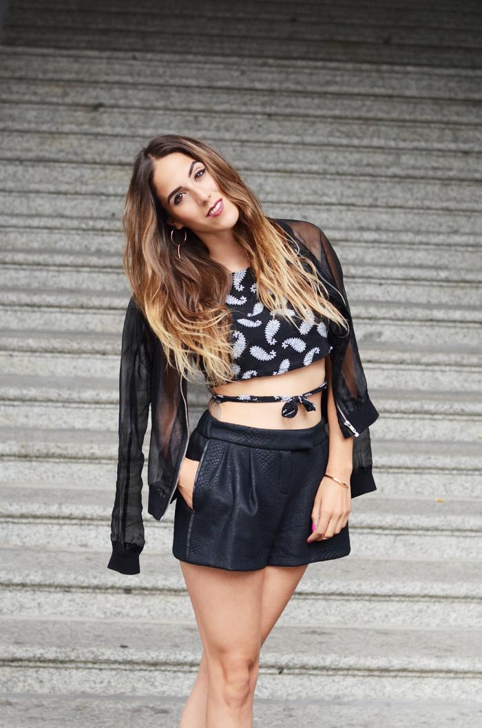 alison liaudat, blog mode suisse, fashion blogger, maje, brandy melville, outfit, bangbangblond, zalando