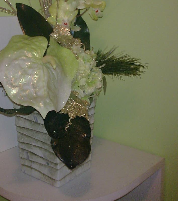 EcoFlowersBoutique: 7. Aranjamente flori artificiale ...