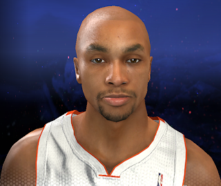 NBA 2K14 Gerald Henderson Cyberface Mod