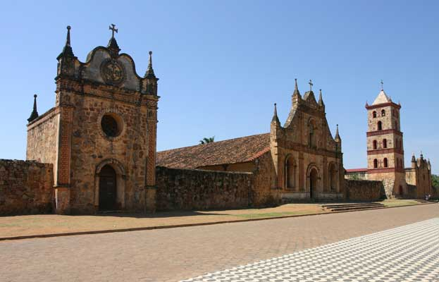 Jesuit Missions of the Chiquitos Bolivia