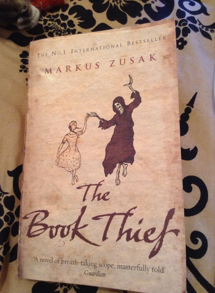 book the book thief review