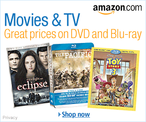 Movies and TV series buy now at Amazon.
