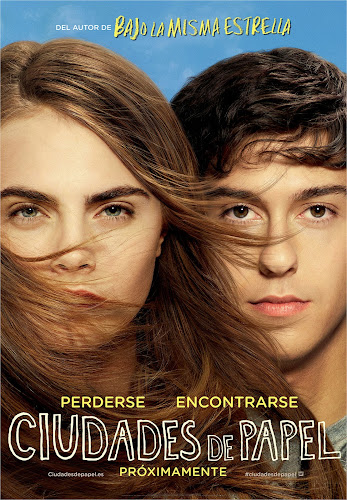 Paper Towns (BRRip 1080p Dual Latino / Ingles) (2015)