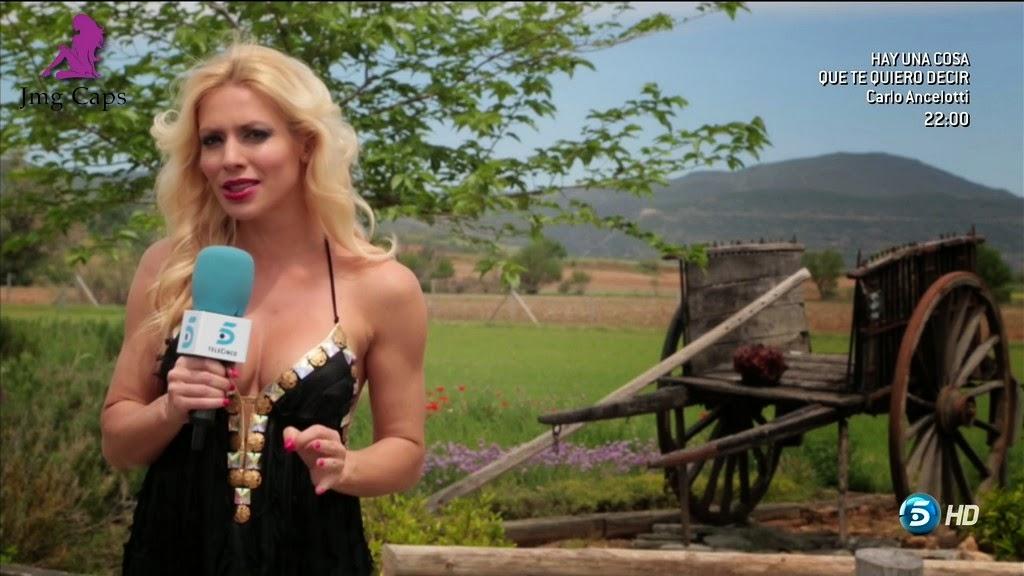 CAROLINA ALCAZAR, MAS QUE COCHES GT (31.05.14)