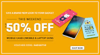 Printvenue : Get Upto 40% off & Extra Flat 50% off on Mobile Gadgets & Accessories