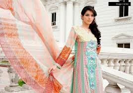 Amna Ismail Women Summer Lawn Collection 2015