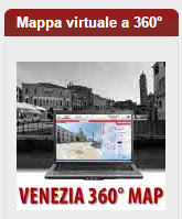 Venice Connected Maps: Virtual Visits to Venice