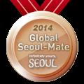 :::2014Global Seoul-Mate國際首爾伴侶
