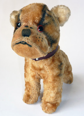 steiff dog, steiff teddy, collectible steiff, rare steiff, margarete steiff