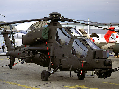 T129 Turkish Multirole Attack Helicopter