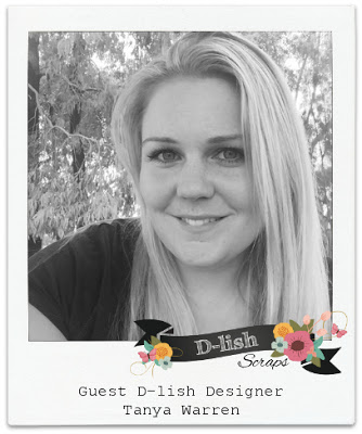 D'lish guest design team