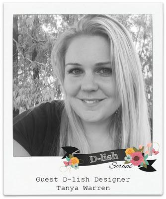 D'lish guest design team