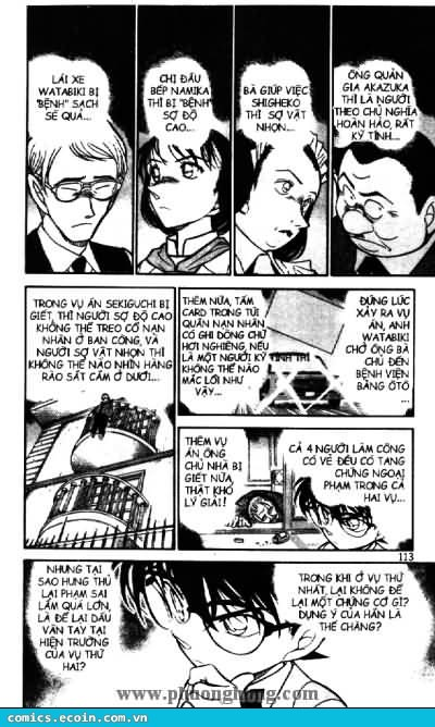 Detective Conan - Thám Tử Lừng Danh Conan chap 497 page 7 - IZTruyenTranh.com