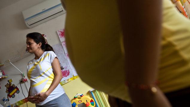 Sonar Con Baño Sin Inodoro:Los Hijos, salud, educación y aprendizaje: soñar embarazada