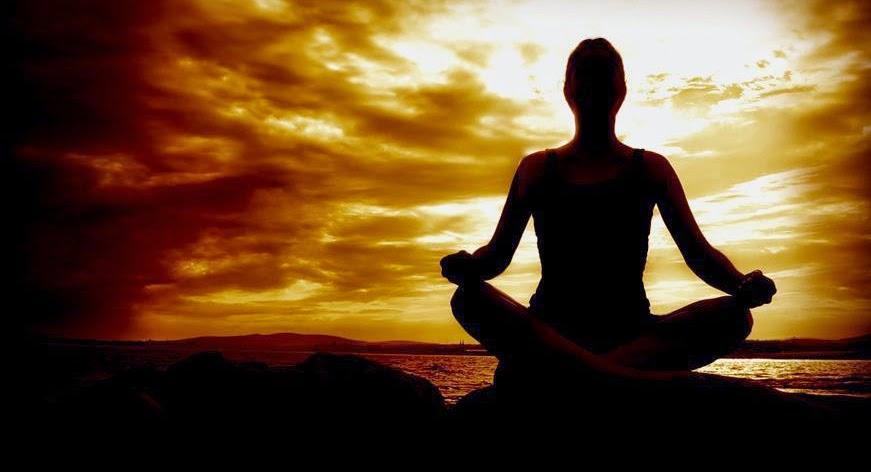 meditation calming