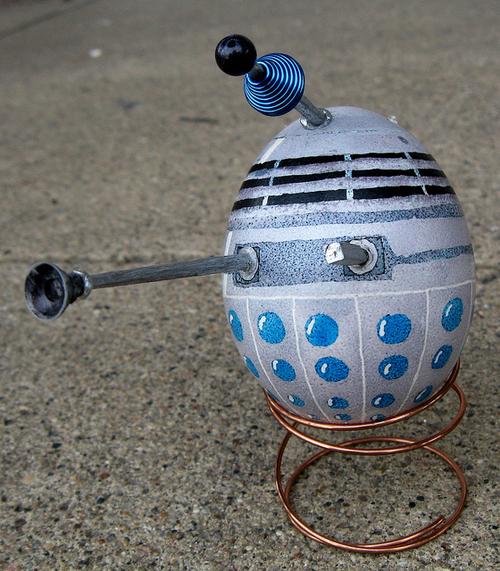 Huevo de Pascua de R2D2