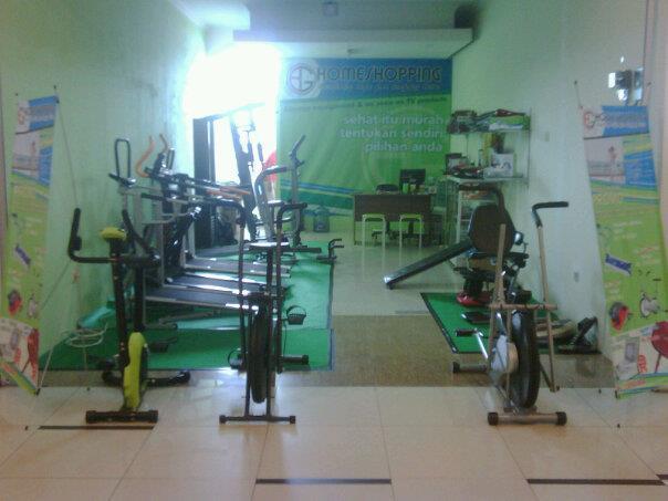 Treadmill murah toko alat fitness gratis ongkos kirim