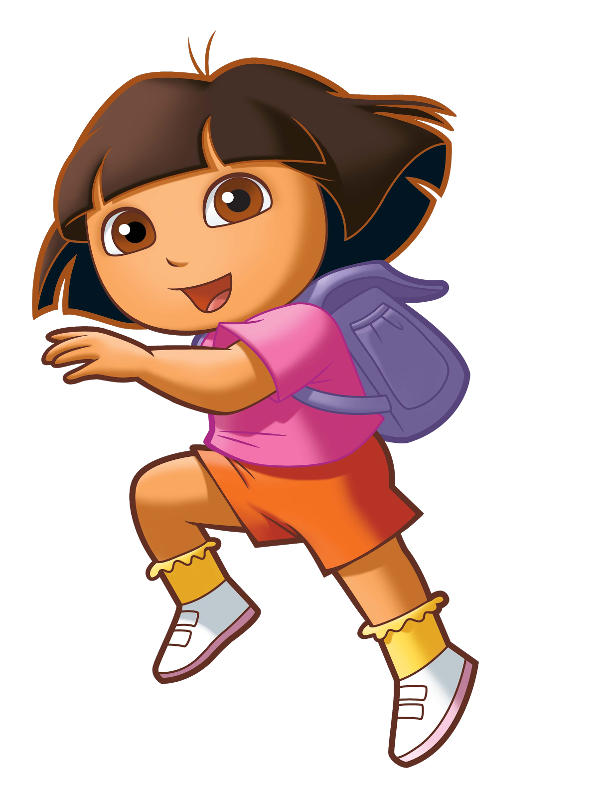 Cartoon Characters: Dora The Explorer PNG photos